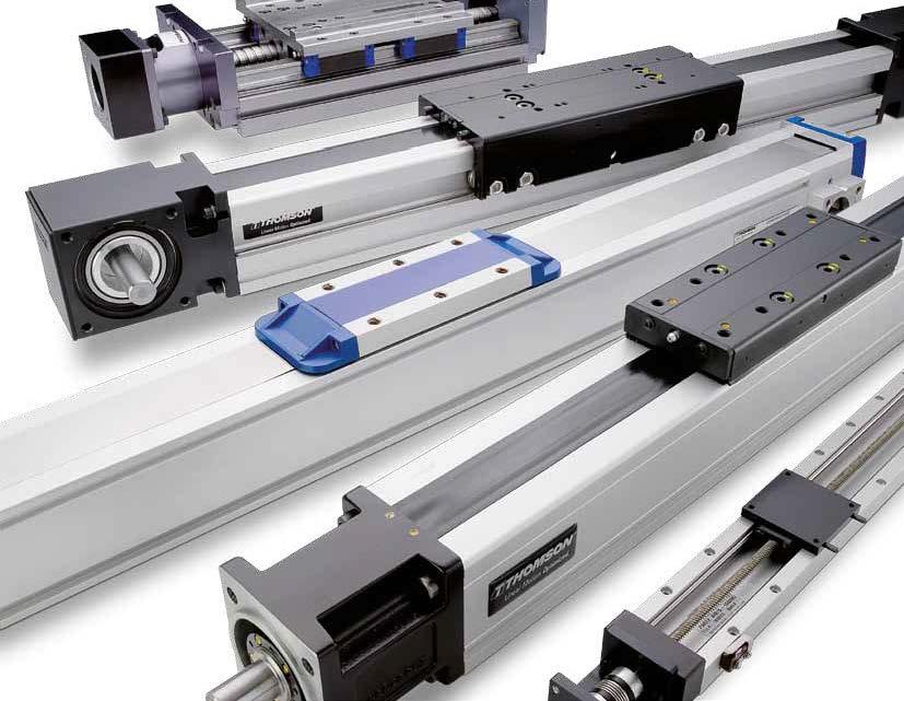 Linear motor uk for Chaparral motors lubbock tx